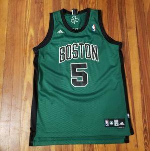 Adidas Boston Celtics Kevin Garnett Jersey Men's M